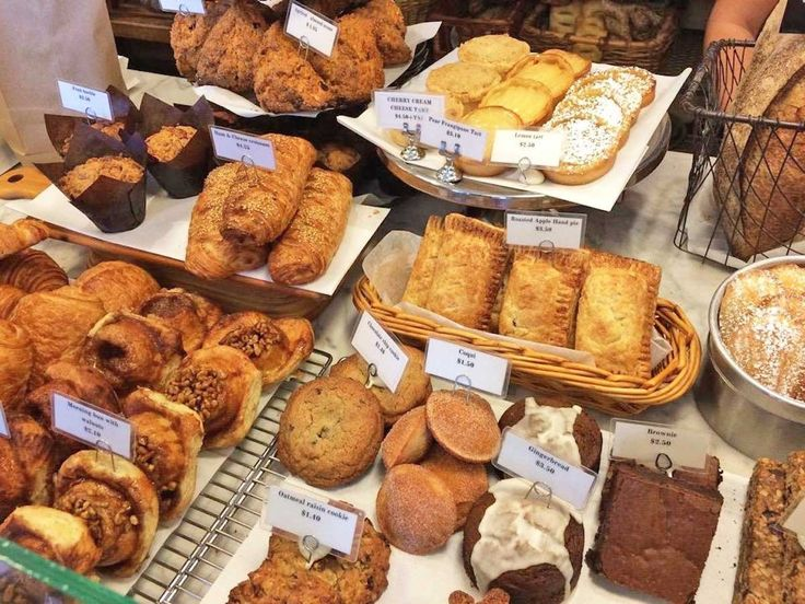 MAINE: The Standard Baking Co. in Portland has been producing authentic French, German, and Italian bread for 20 years. It's family owned and operated, and the baked goods are made in a 12-ton stone deck oven, which also produces muffins, croissants, cookies, brownies, and more.