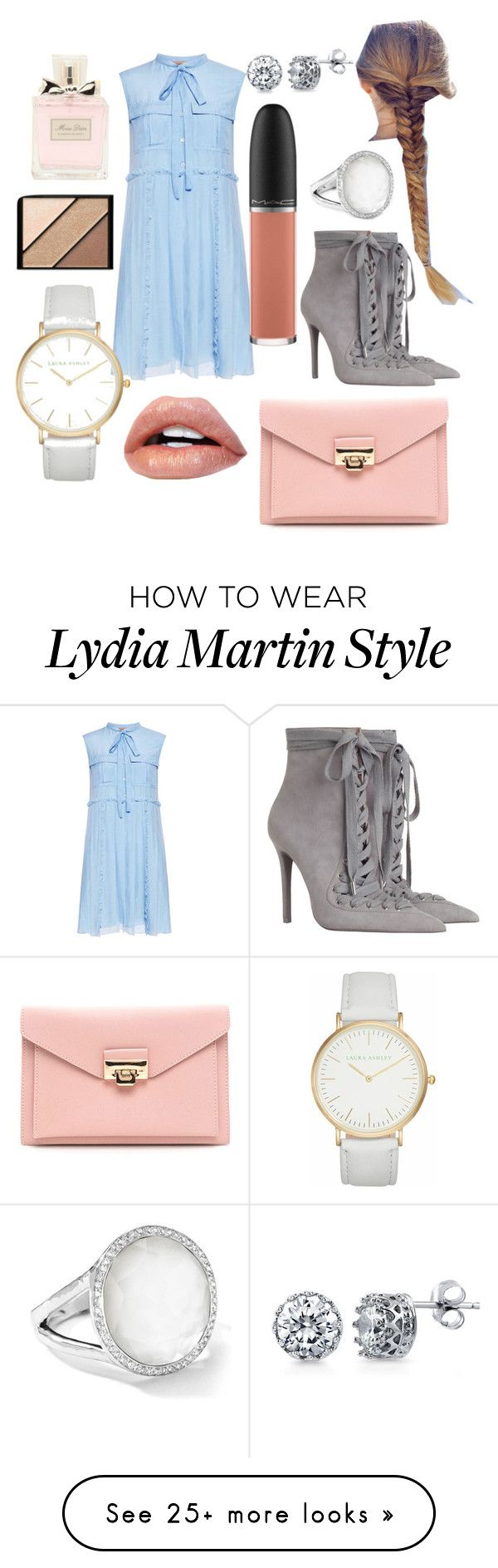 """Lydia Martin 3x11"" by lydiastilinski24 on Polyvore featuring N°21, Zimmermann, MAC Cosmetics, BERRICLE, Ippolita, Laura Ashley, Elizabeth Arden and Christian Dior"