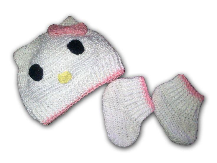 Mejores 11 imágenes de crochet en Pinterest | Crochet zapatos ...