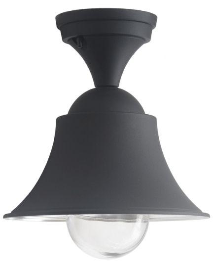 Ceiling Light 46410.46310 *Fabrikstil-Deckenleuchte mit Glassturz 46410