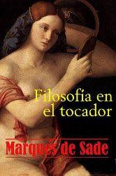 La filosofía en el tocador | Marqués de Sade | Descargar PDF | PDF Libros