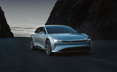 Lucid Motors Reveals the Price and Range of Its New Tesla Rival...