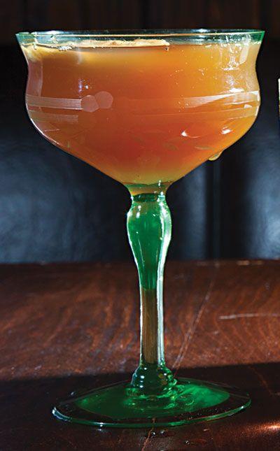 Bourbon Cider via SAVEUR