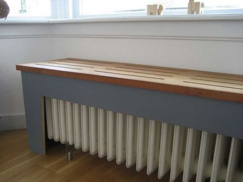 351 best DIY Radiator cover images on Pinterest Radiant heaters - Peindre Un Radiateur Electrique