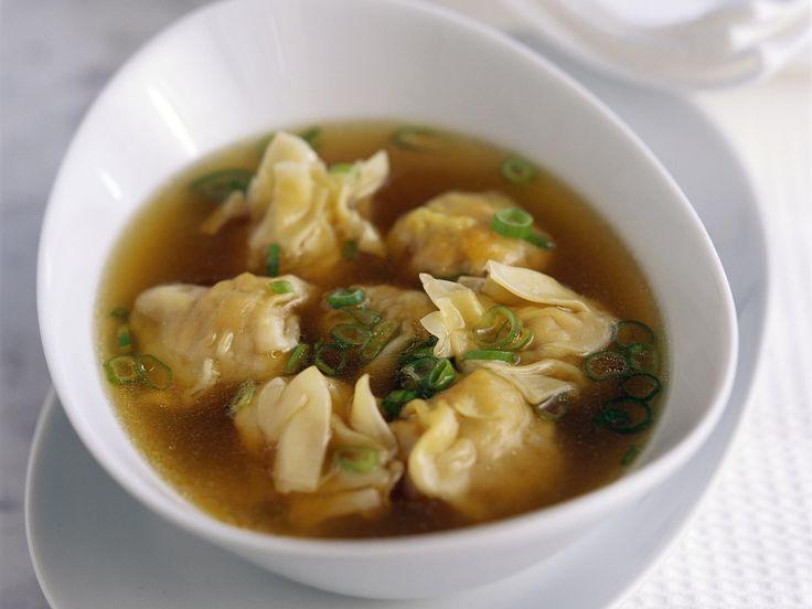 Suppe mit Wan-Tan - smarter - Zeit: 50 Min. | eatsmarter.de