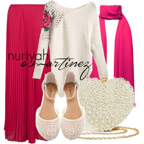 Hijab Outfit #539 by hashtaghijab on Polyvore featuring Alice & You and hijab
