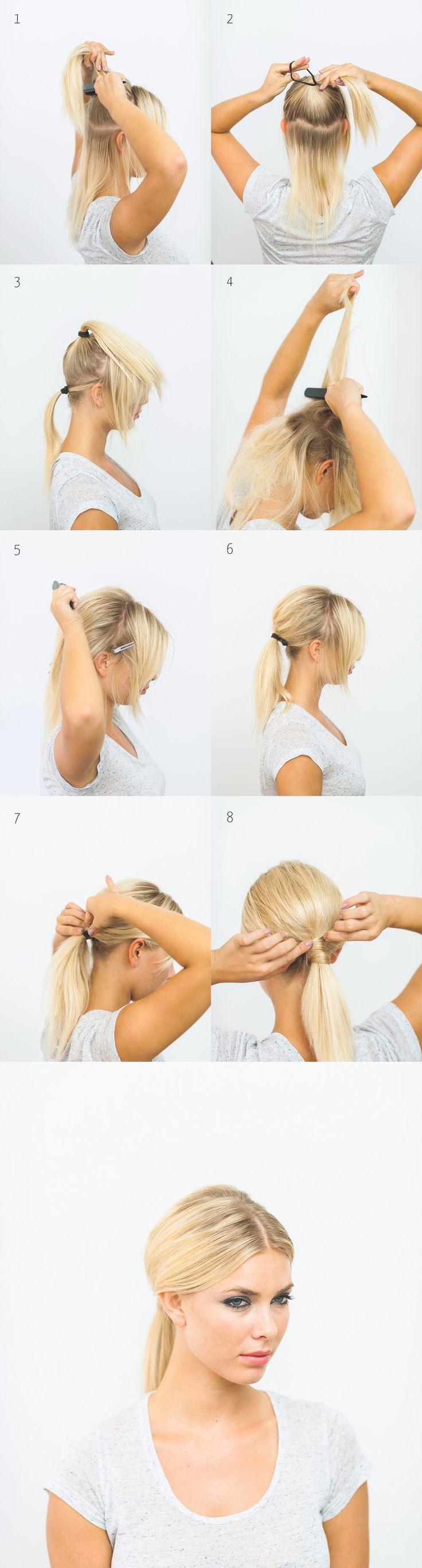 230 best DIY HAIR STYLES images on Pinterest