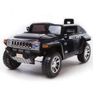 Shopntoys Hummer HX 12V HL188  — 20129р. ----------------------- Радиоуправляемый детский электромобиль Hummer HX 12V - HL188 - это детский электромобиль HUMMER по лицензии известного автоконцерна выполнен по стилю легендарного джипа HUMMER. Отличие этой модели от других – мягкие резиновые колеса с глубоким протектором, которому покорится любое бездорожье. Двухскоростной джип с пультом радиоуправления – одна из самых популярных моделей среди автолюбителей. Все так реалистично выполнено…