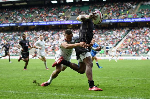 Dan Norton and Savenaca Rawaca Photos - Marriott London Sevens - Day Two - Zimbio