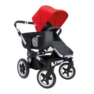 Dear reader, I jumped for joy at the opportunity to test drive the hot-off-the-presses Bugaboo Donkey for you all. (Right. For you.) It is...