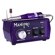 razzleberry  http://www.imagesupply.net/products/Kupa-Mani-Pro-Nail-Drills.html