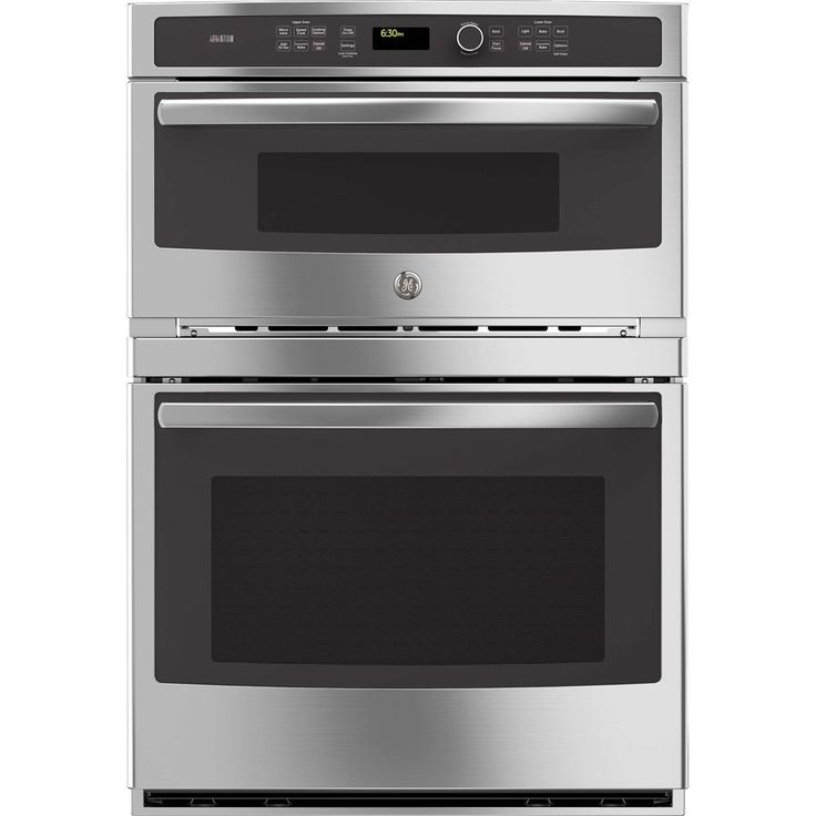 GE Profile PT9800SHSS 30' Built-in Combination Wall Oven in Stainless Steel -- Details can be found by clicking on the image.