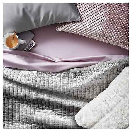Our most luxurious bedding includes super-soft linens, velvety throw pillows, chic home decor and midcentury modern furniture. Plus, all our Fieldcrest sheets are OEKO-TEX certified, meaning they're made without harmful chemical so you can rest easy.