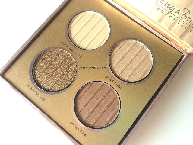 Tanya Burr Hollywood Eyes Palette Review