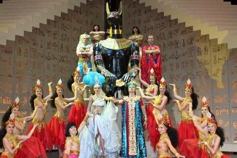 Malaysia. K.L. Genting – Mysteria - Believe the Impossible 2006 | Балетмейстер Калинков Руслан http://ruslan-kalinkov.com/node/4 Организуем любое красочное шоу!