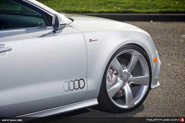 Brembo Brakes on H Audi A7