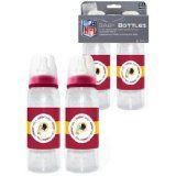Baby Fanatic NFL Washington Redskins Baby Fanatic 2Pack of Bottles ** Read more reviews of the product by visiting the link on the image.Note:It is affiliate link to Amazon.