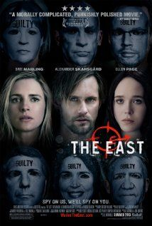 The East - Eerie and exciting. A good thriller with today's issues infused in.