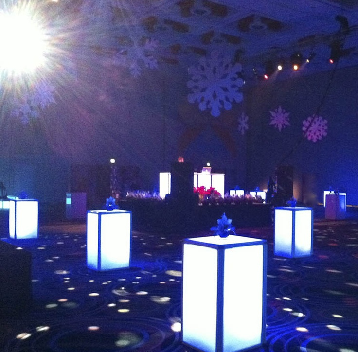 Winter  #event #design