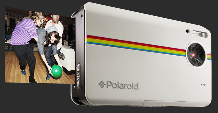 Polaroid Z2300 Instant Digital Camera — digital AND instant prints in one: Instant Digital, Polaroid Z2300, Digital Instant, Prints Camera, Camera White, Z2300 Instant, Polaroidz2300, Instant Prints, Digital Camera