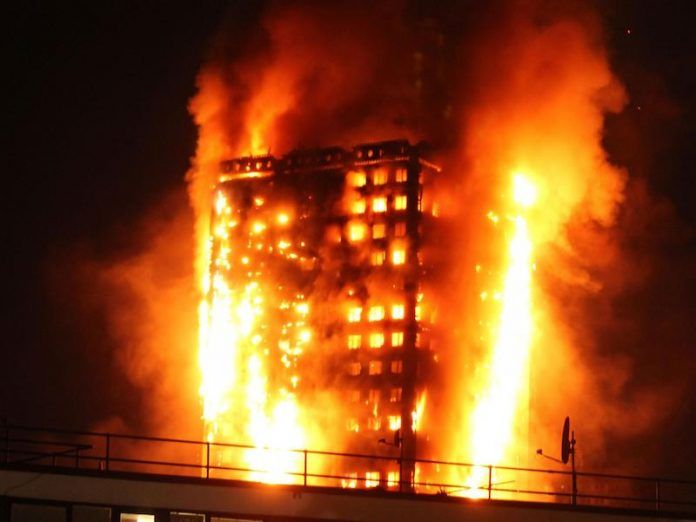 British judge Michael Shrimpton claims that an ISIS bomb making factory at Grenfell Tower was responsible for the fire that claimed the lives of 500 people.