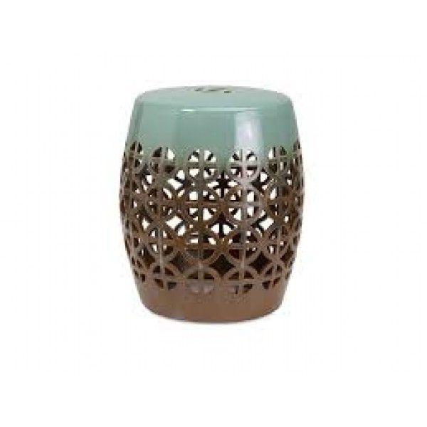 Estair Oversized Ceramic Garden Stool