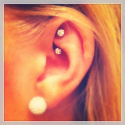 Rook Earring
