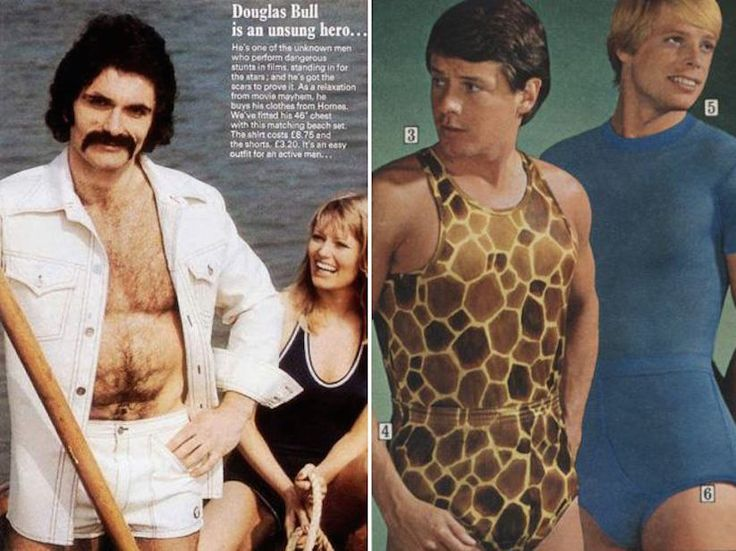 The 1970s Was The Decade Of Fashion Fails. These fashion ads reveal that the 1970s was a truly horrific time of belted sweaters, satin and jumpsuits.