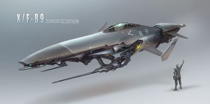 X/F-89 Fighter