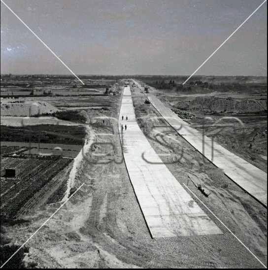 Výstavba Ružinovskej - 60 roky