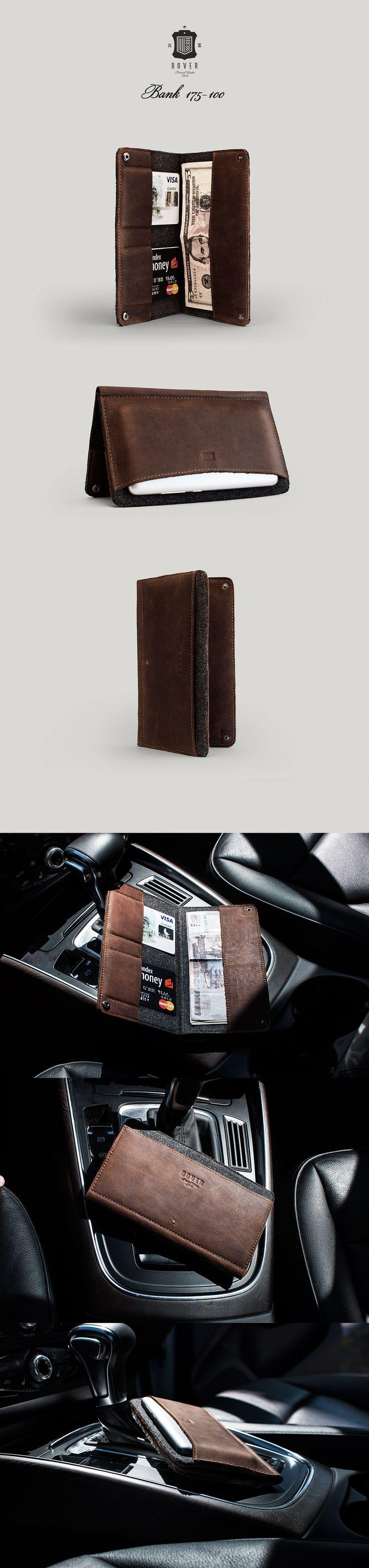 ROVER Bank 175-100 iPhone Case wallet