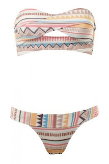 Tribal swimsuit- I <3 this!