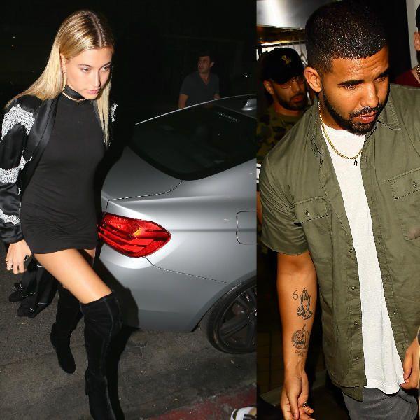 Romance rumors swirl around Drake and Hailey Baldwin, plus more celeb news