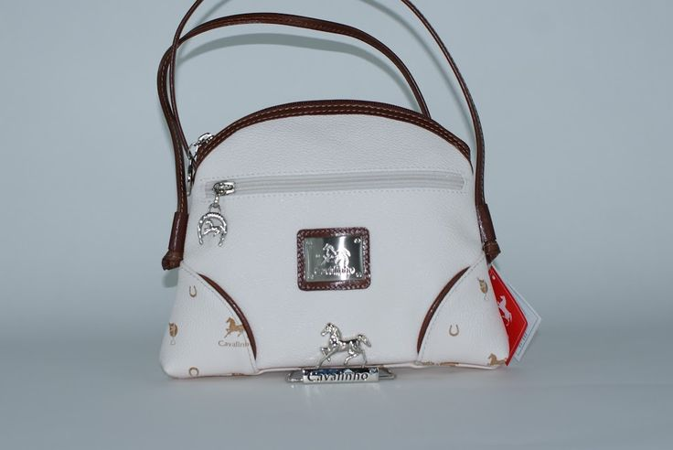 Cavalinho Equestrian Signature Leather Handbag now at Exclusively Equine Gifts & Decor.