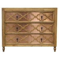 Candice Commode Copper | Commodes | TRADE FAIR SPRING RELEASE