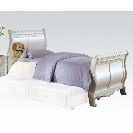 ACMEF01010T-Kit-twin Sleigh Bed-hb/fb/r