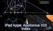 iPad Apps: Apollonius Interactive Geometry Software