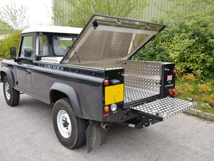 top defen defender will be future utilitarian landrover truck land pickup rover