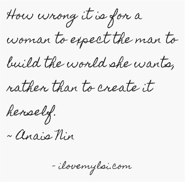 92 best articles and such images on pinterest feminism equal she must create it herself fandeluxe Choice Image