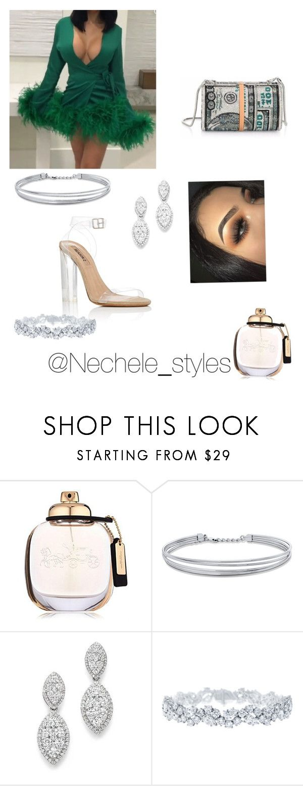 """Untitled #183"" by talishaness-1 ❤ liked on Polyvore featuring adidas, Coach, BERRICLE, Bloomingdale's and Harry Winston"