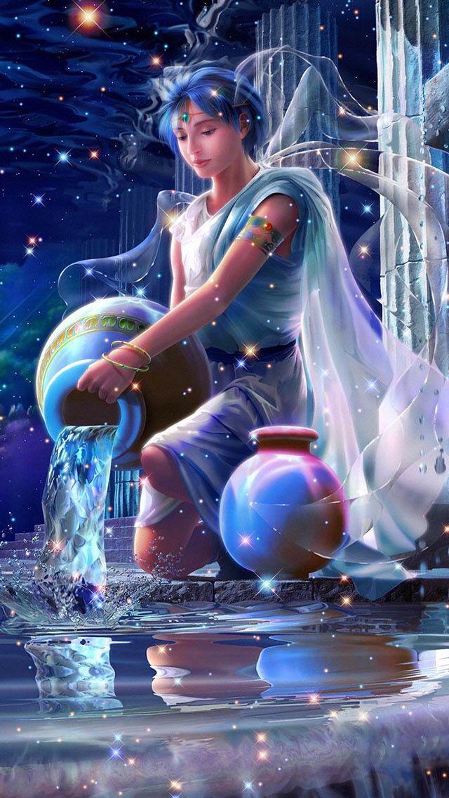AstroSpirit / Aquarius ♒ / Air