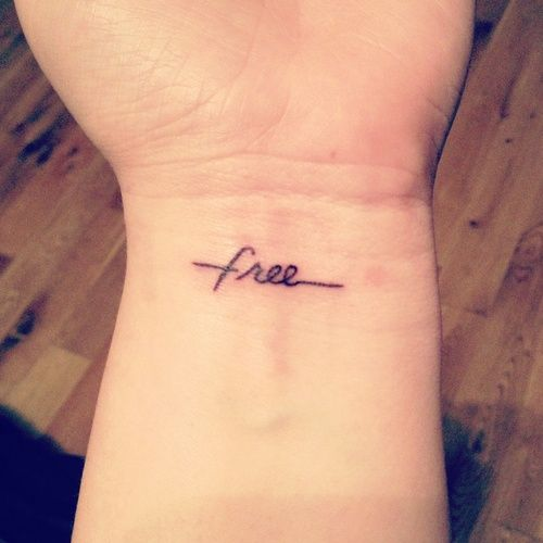 Small tattoos tumblr a tattoo in my future pinterest for Small cursive tattoos