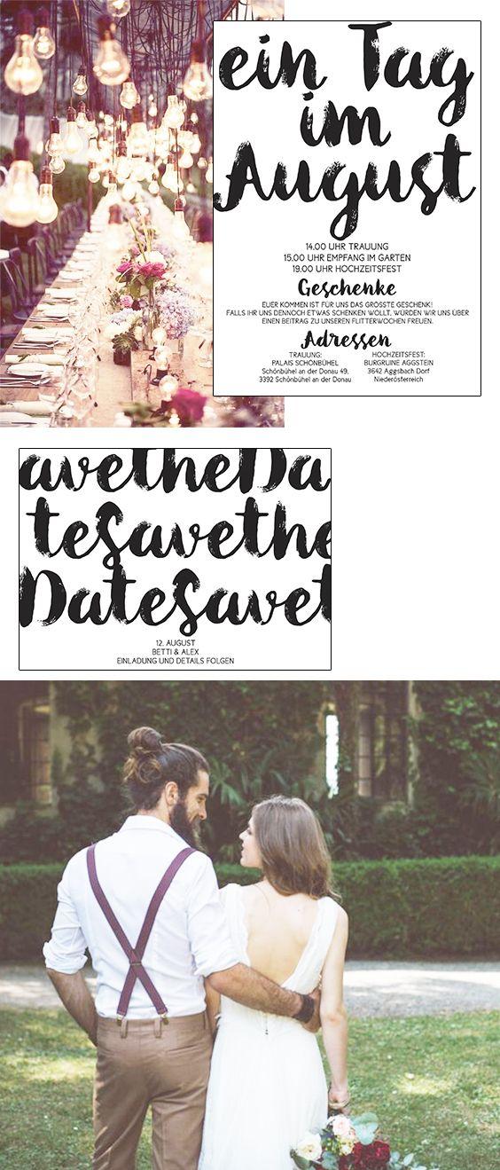 #hochzeitseinladungen Von Www.papierhimmel.com #einladungen, #hochzeit, # Wedding #einladungskarten #hochzeitskarten, #weddingstationery  #weddinginvite ...