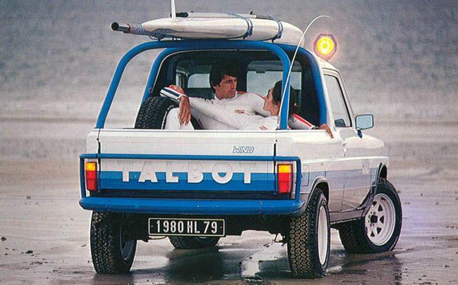 Talbot wind 1980 by Heulliez
