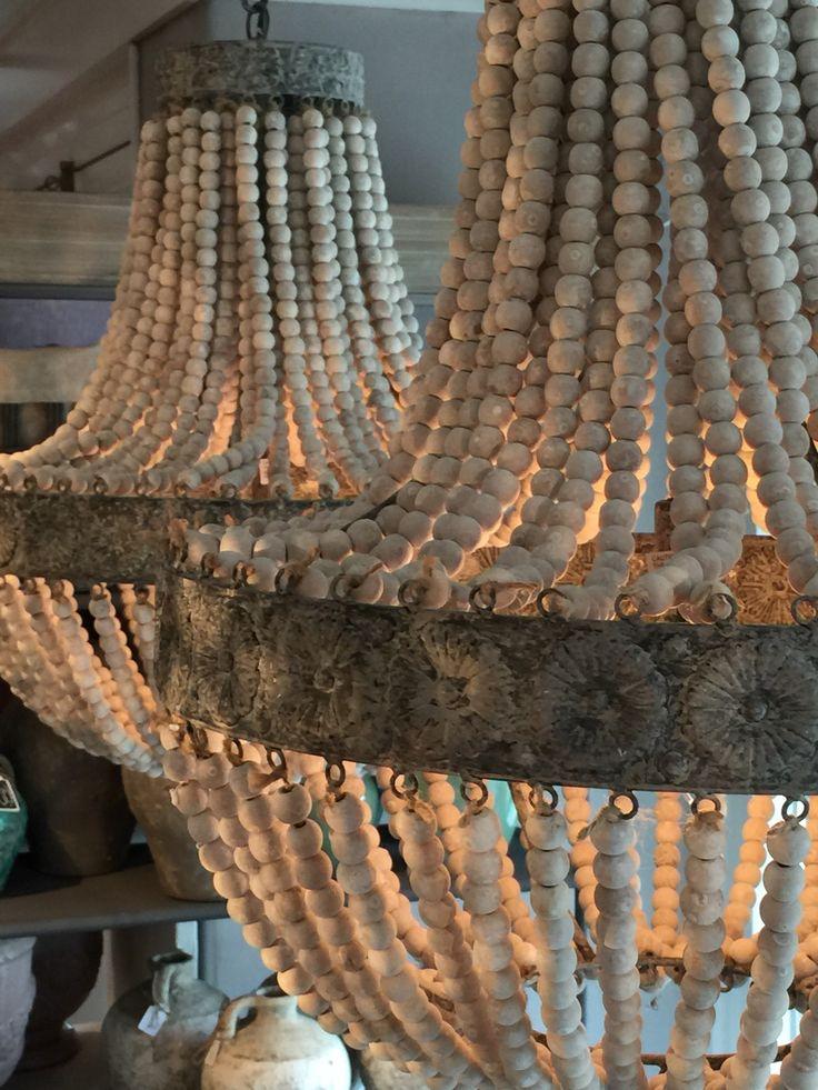 PTMD hanglamp/kralenlamp,te koop bij sprado.nl