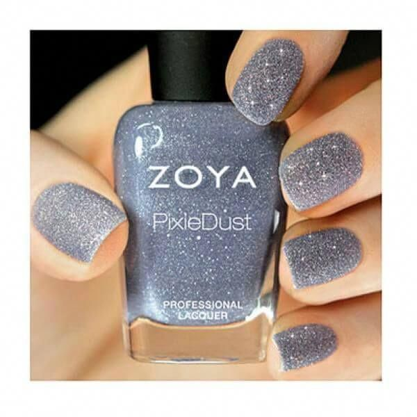 Nyx Nail Polish By Zoya #sparklenails