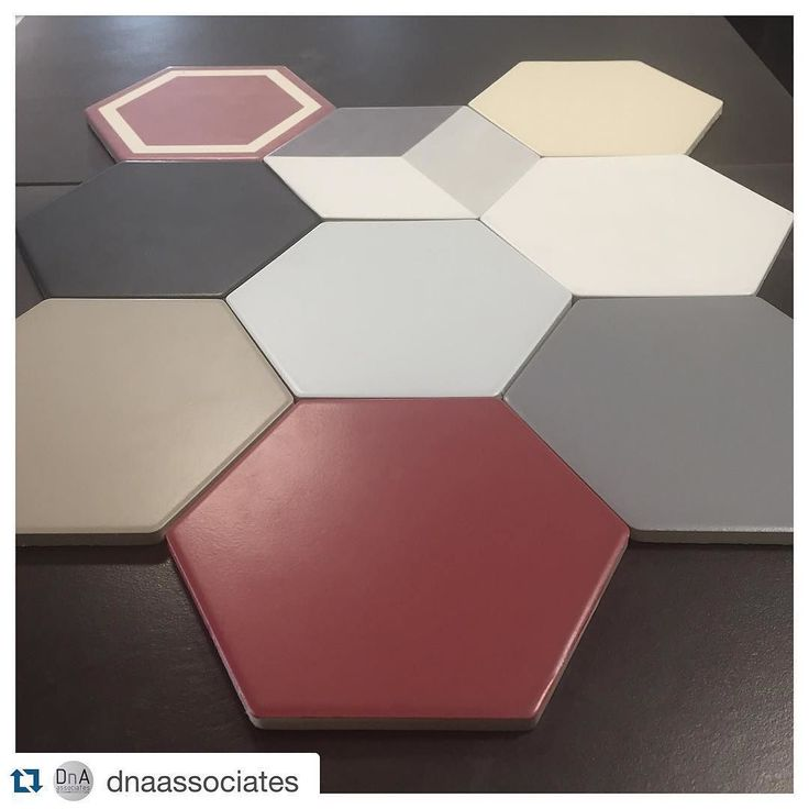 thanks @dnaassociates from @tonalite_tile  #tiles #oldstyle is a #newstyle #hexagon #tonalite #floor #coating #architecture #design #interiordesign by tonalite_tile