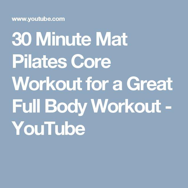 Best 20+ Pilates Mat Exercises Ideas On Pinterest