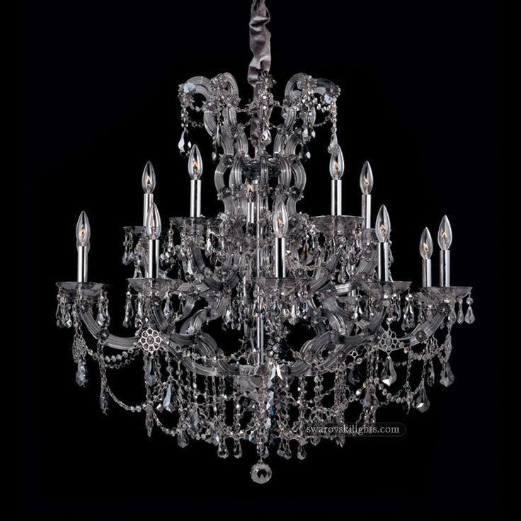 394005 Maria Theresa Chandeliers Zhongshan Sunwe Lighting
