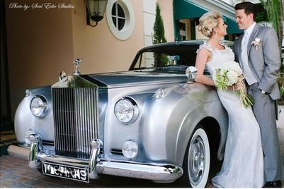 Our Wedding Limo Service in Boca Raton, Miami, Fort Lauderdale, West Palm Beach Wedding Limo, Vintage Bentley, Pink Limo, Delray Beach Wedding Limousine